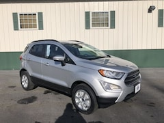New 2019 Ford EcoSport SE Crossover for sale near Kennebunk