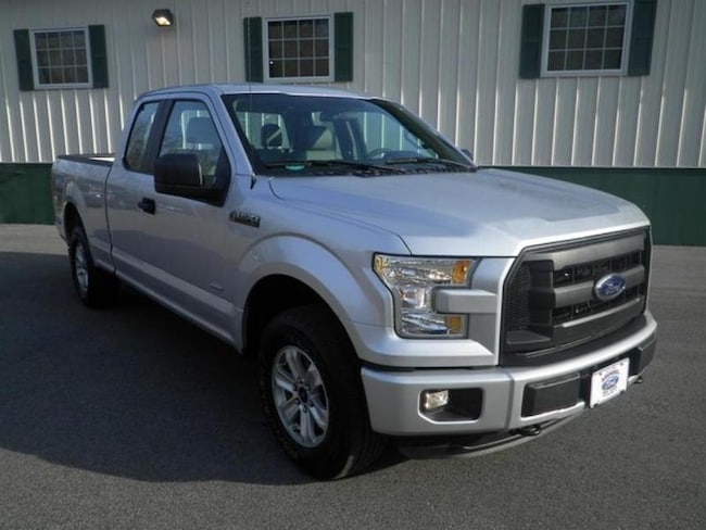 Used 2016 Ford F-150 Extended Cab Short Bed Truck in Arundel near Kennebunk