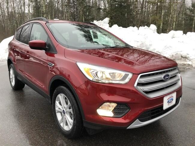 New 2019 Ford Escape SEL SUV in Arundel near Kennebunk