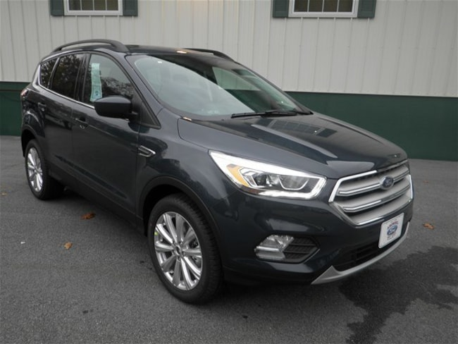 New 2019 Ford Escape SEL SUV in Arundel near Kennebunk