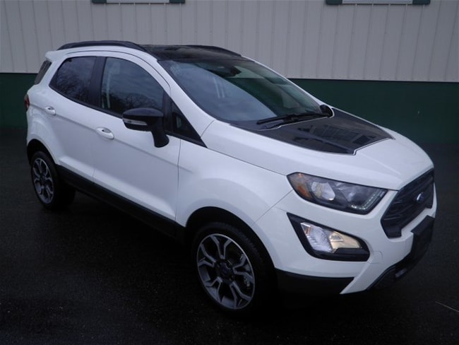 New 2019 Ford EcoSport SES Crossover in Arundel near Kennebunk