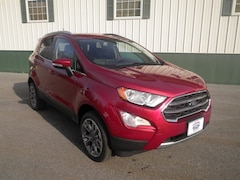 New 2019 Ford EcoSport Titanium Crossover for sale near Kennebunk