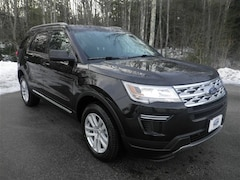 New 2019 Ford Explorer XLT SUV for sale near Kennebunk