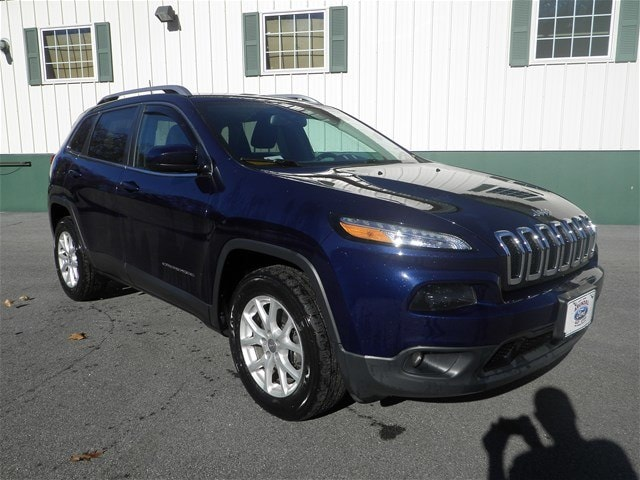 used 2016 jeep cherokee for sale | arundel me | vin: 1c4pjmcs2gw262531