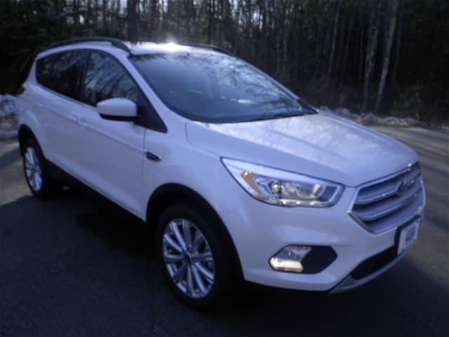 New 2019 Ford Escape SEL SUV near Kennebunk