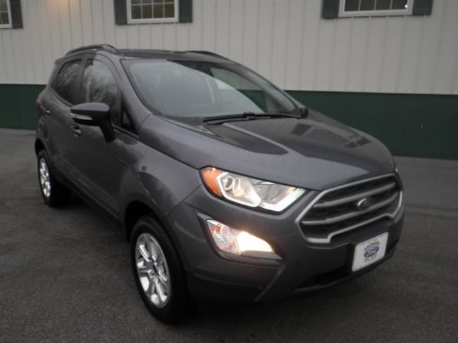 New 2019 Ford EcoSport SE Crossover in Arundel near Kennebunk
