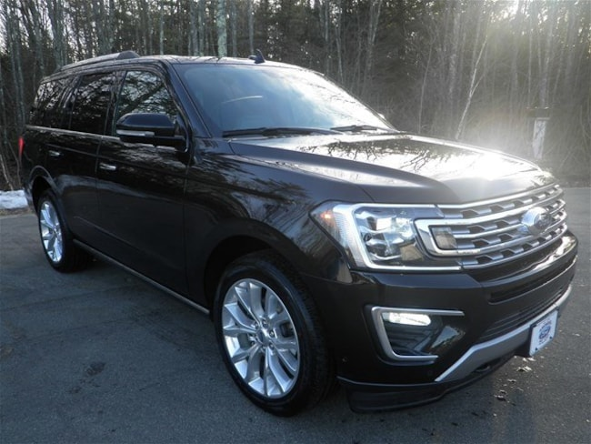 New 2019 Ford Expedition Limited SUV in Arundel near Kennebunk