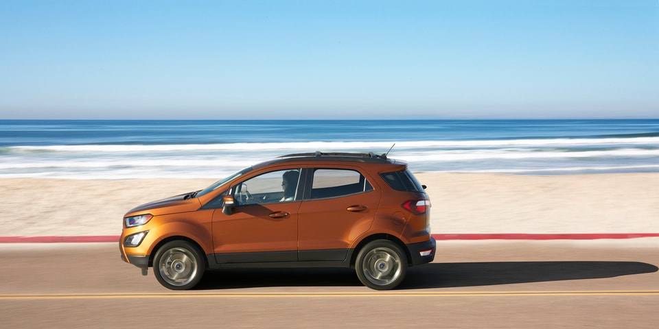 Several Qualities Make The Ford Ecosport One Of The Most Impressive Models In Its Class Arundel Ford