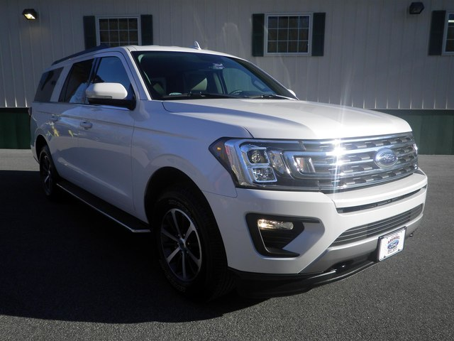 Used 2018 Ford Expedition MAX XLT SUV in Arundel near Kennebunk