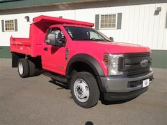 New 2019 Ford Chassis Cab F-550 XL Commercial-truck in Arundel, ME