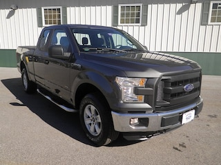 Used 2015 Ford F-150 EXTENDED CAB SHORT BED TRUCK in Arundel, ME