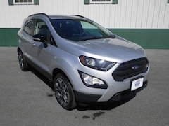 New 2019 Ford EcoSport SES Crossover for sale near Kennebunk