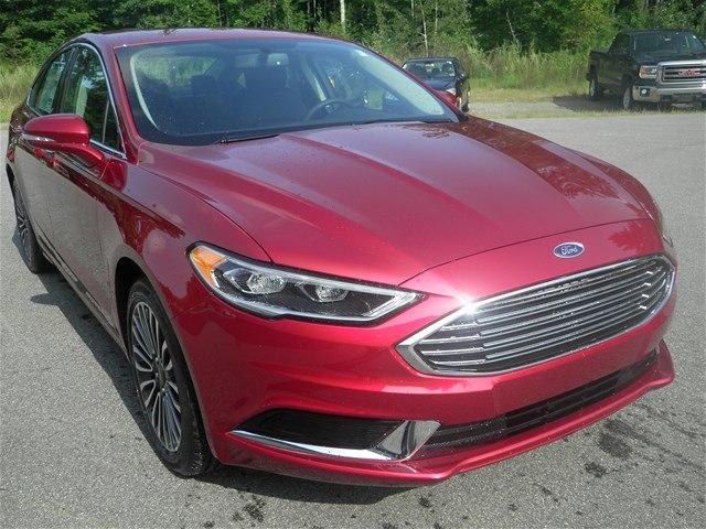 New 2018 Ford Fusion SE Sedan near Kennebunk