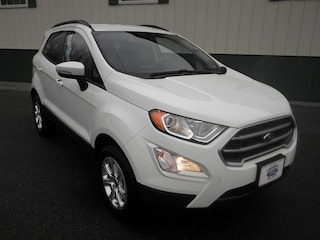 New 2019 Ford EcoSport SE Crossover in Arundel, ME