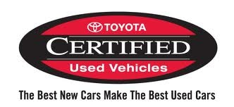 Toyota Certified Pre Owned >> Toyota Certified Pre Owned Information Toyota Greenville