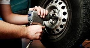 Tire Rotation and Balance in Brandon, MS