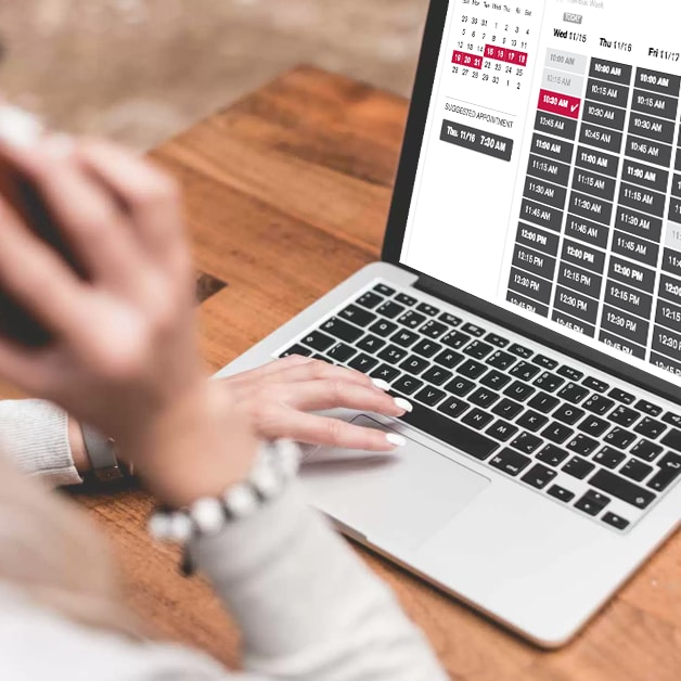 Schedule Serivce Online Coupon in DeLand