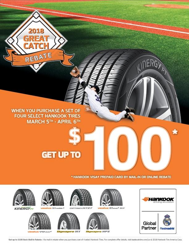 buy 3 tires get 1 for free tampa hankook tire deals. Black Bedroom Furniture Sets. Home Design Ideas