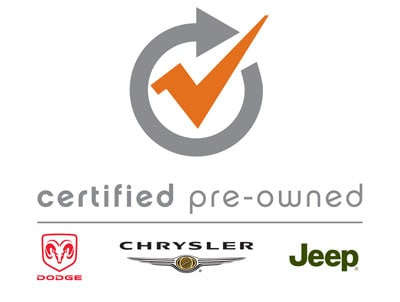 Jeep Certified Pre Owned >> Chrysler Dodge Jeep RAM Certified Vehicles in Tampa, FL
