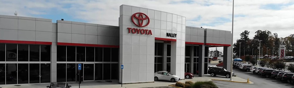 Nalley Toyota Union City