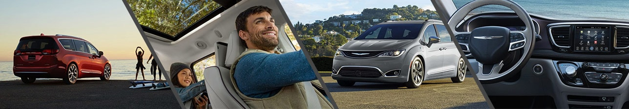 New 2018 Chrysler Pacifica for Sale Asheboro NC