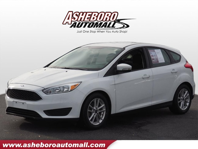 Used 2016 Ford Focus SE Hatchback near Greensboro
