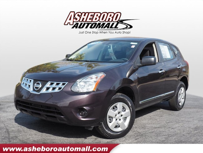 Used 2015 Nissan Rogue Select S SUV near Greensboro