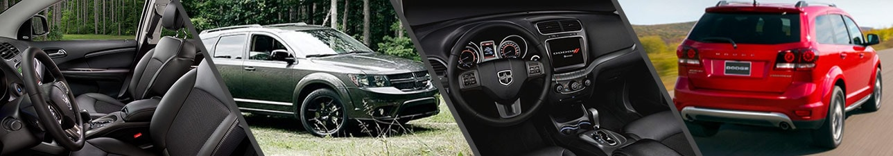 New 2018 Dodge Journey for Sale Asheboro NC