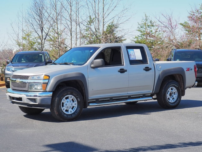 Used 2007 Chevrolet Colorado LT Truck Crew Cab near Greensboro