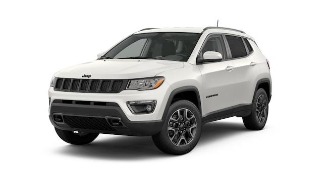 New 2019 Jeep Compass UPLAND 4X4 Sport Utility Near Greensboro NC