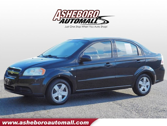 Used 2008 Chevrolet Aveo LS Sedan near Greensboro