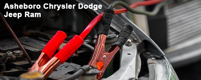 Chrysler Dodge Jeep Ram Battery Services in Asheboro NC