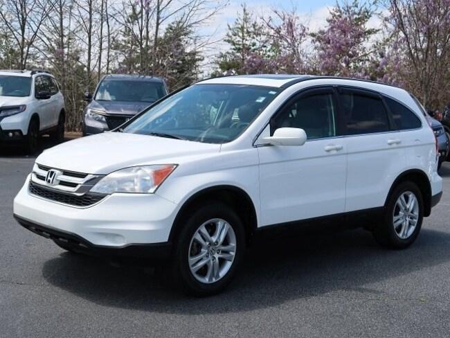 Used 2011 Honda CR-V EX-L SUV near Greensboro