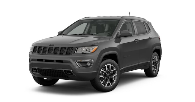 New 2019 Jeep Compass UPLAND 4X4 Sport Utility Near Greensboro NC