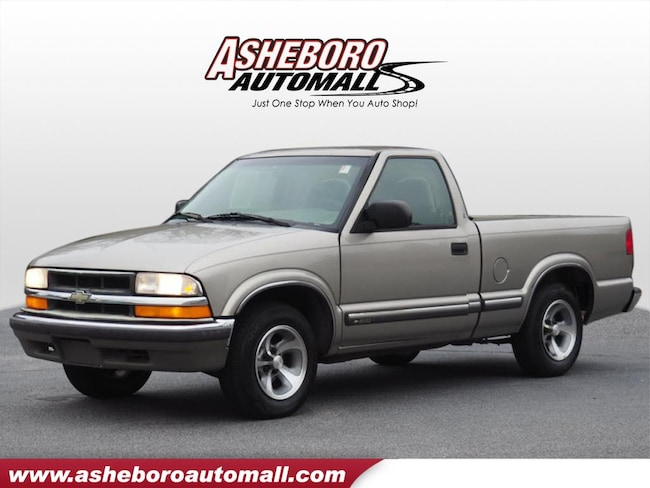 Used 2000 Chevrolet S-10 Truck Regular Cab near Greensboro