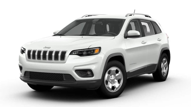 New 2019 Jeep Cherokee LATITUDE 4X4 Sport Utility Near Greensboro NC