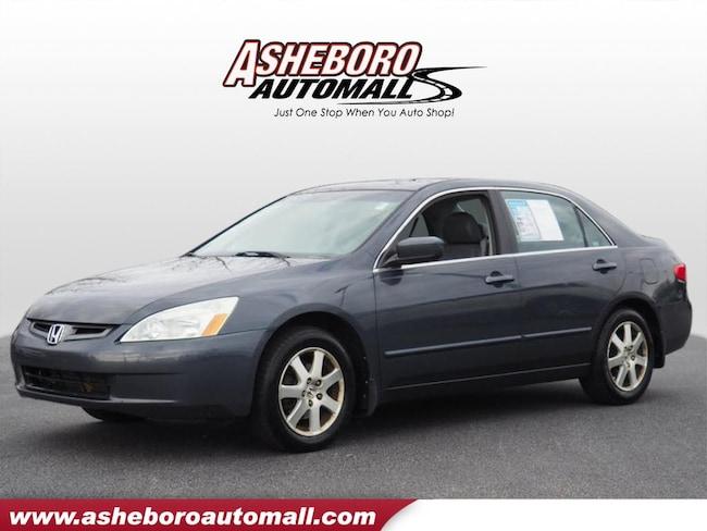Used 2005 Honda Accord 3.0 EX w/Leather/XM Sedan near Greensboro