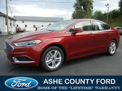 2018 Ford Fusion SE Sedan For Sale in West Jefferson
