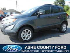 2018 Ford EcoSport SE SUV For Sale in West Jefferson