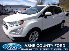2019 Ford EcoSport SE SUV For Sale in West Jefferson