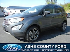 New 2018 Ford EcoSport For Sale in West Jefferson