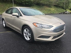 Used 2018 Ford Fusion For Sale in West Jefferson