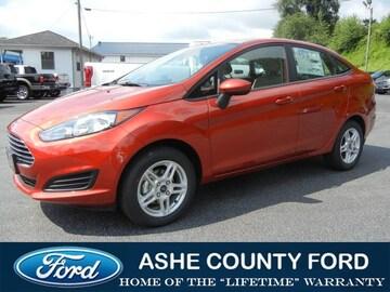2018 Ford Fiesta Sedan
