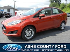New 2018 Ford Fiesta For Sale in West Jefferson