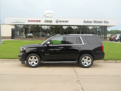 Used 2015 Chevrolet Tahoe For Sale At Asher Motor Company