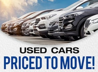 Used Cars Priced To Move!