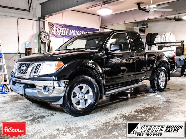 2012 Nissan Frontier SV Extended Cab