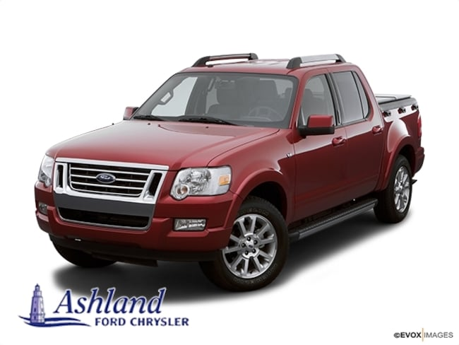 2007 Ford Explorer Sport Trac Limited Limited  Crew Cab V8