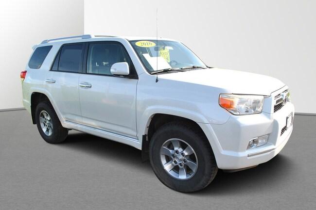 2010 4runner For Sale >> Used 2010 Toyota 4runner For Sale At Stevens Point Honda Vin