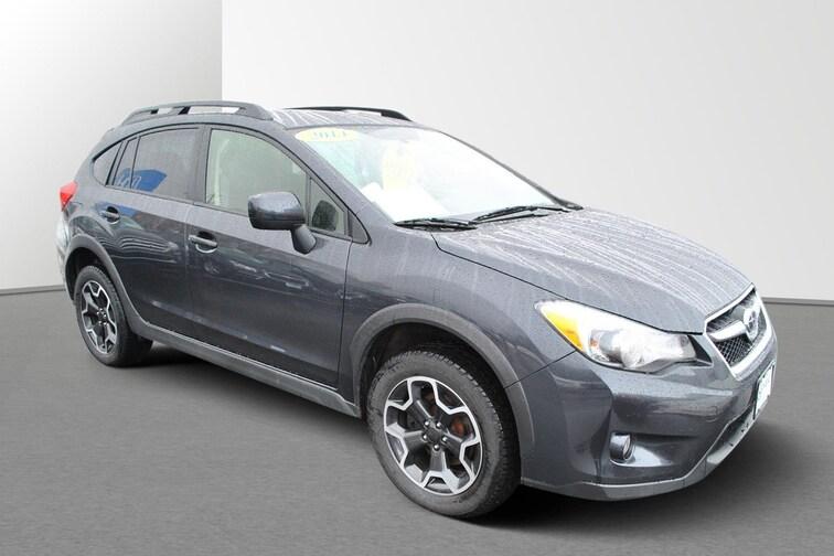 used 2014 Subaru XV Crosstrek 2.0i Premium SUV in Bristol WI